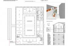 proyectos-seleccionados-del-concurso-para-a-rehabilitacion-del-cuartel-de-san-fernando-como-centro-de-interpretacion-y-museo-de-la-romanizacion - Arquitectura - COAG - Lugo