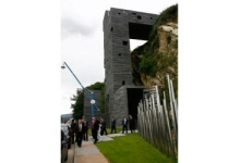 ribadeo-estrena-un-ascensor-panoramico- arquitectura lugo coag