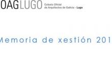 memoria-de-xestion-de-coag-lugo-2010- arquitectura lugo coag