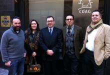 reunion-conxunta-das-xuntas-directivas-de-lugo-e-ferrol- arquitectura lugo coag