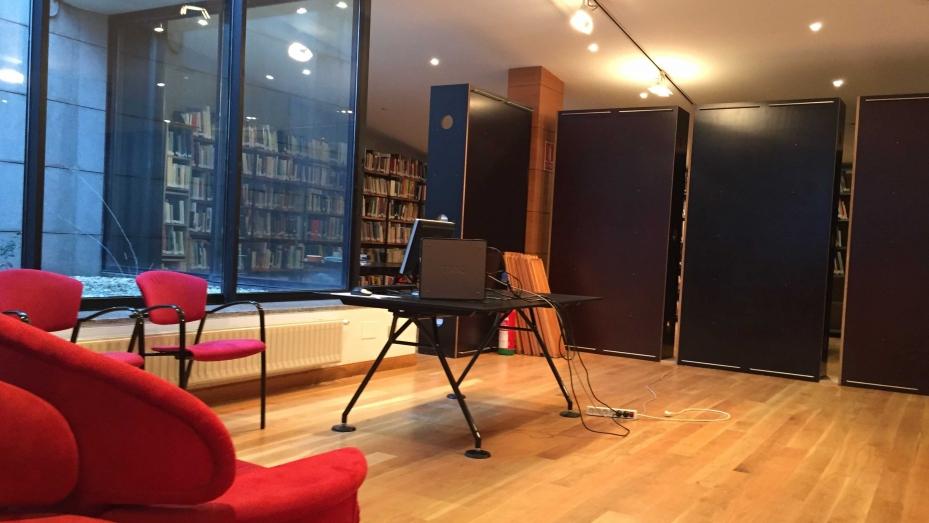 biblioteca-del-coag - Arquitectura - COAG - Lugo